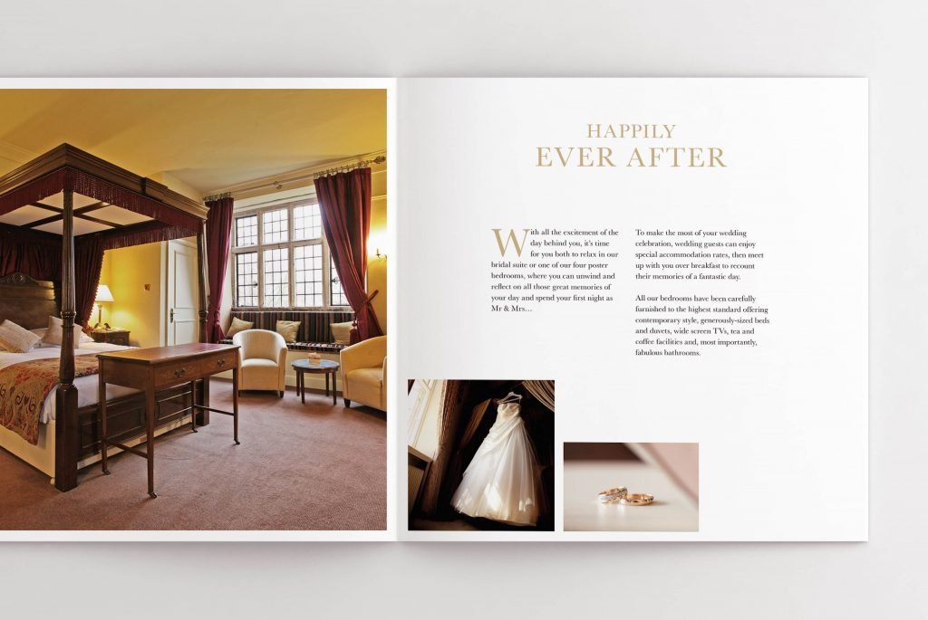 Grinkle Park Wedding Brochure - Classic Lodges | Independent Marketing | IM London