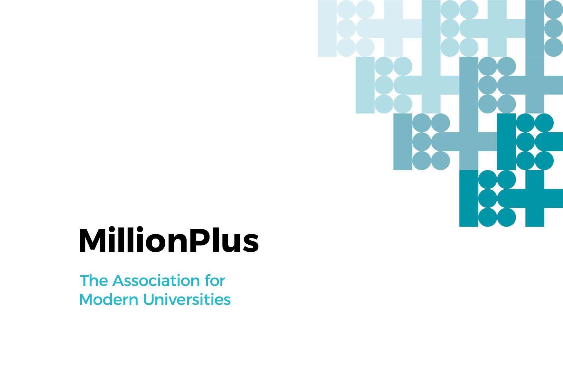MillionPlus branding   Education Branding London   Independent Marketing London   IM London