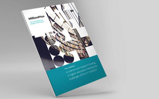 MillionPlus Report | Education Branding London | Independent Marketing London | IM London
