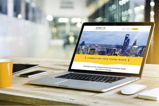 Atriis Website