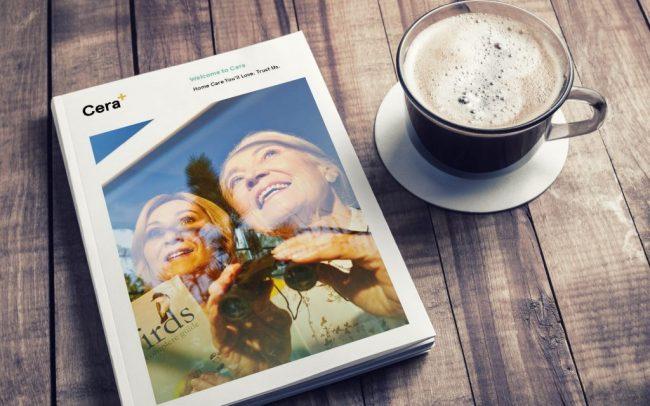 Cera Brochure | Independent Marketing | IM London