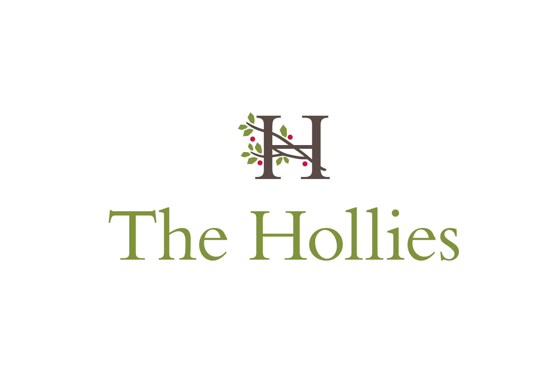 The Hollies Branding | IM London - Independent Marketing