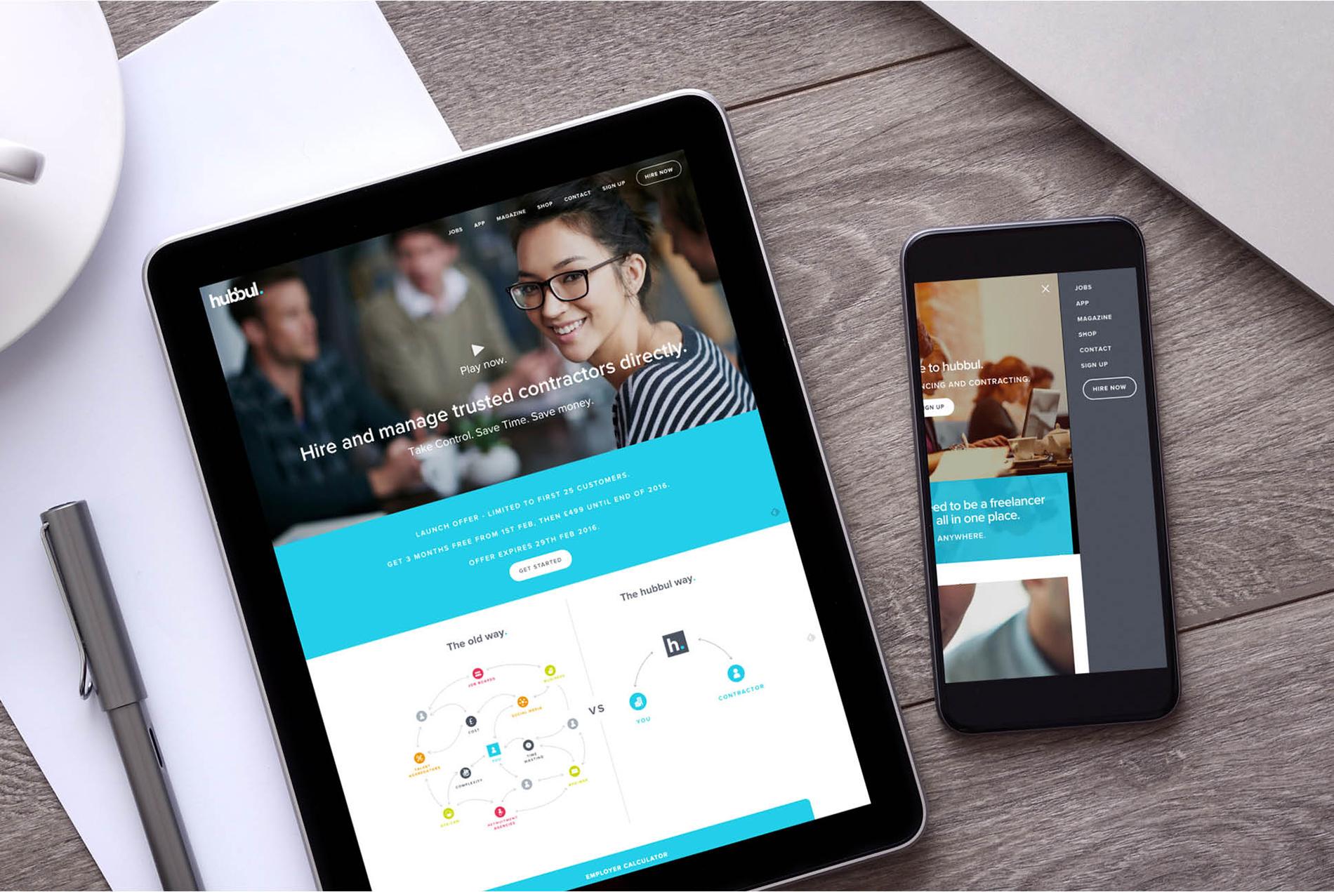 website design | Branding, Strategy and Logo Design | Independent Marketing | IM London | London Branding Agency