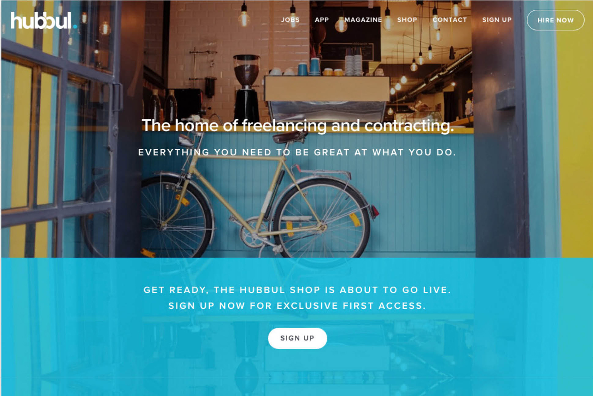 hubbul website | Branding, Strategy and Logo Design | Independent Marketing | IM London | London Branding Agency