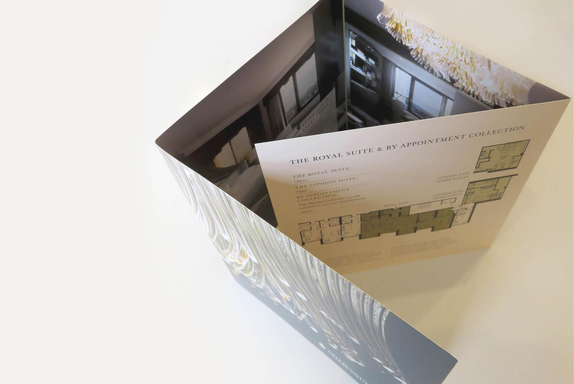 InterContinental brochure | Brochure Design for InterContinental Hotels and Resorts | Independent marketing | IM London | London branding agency