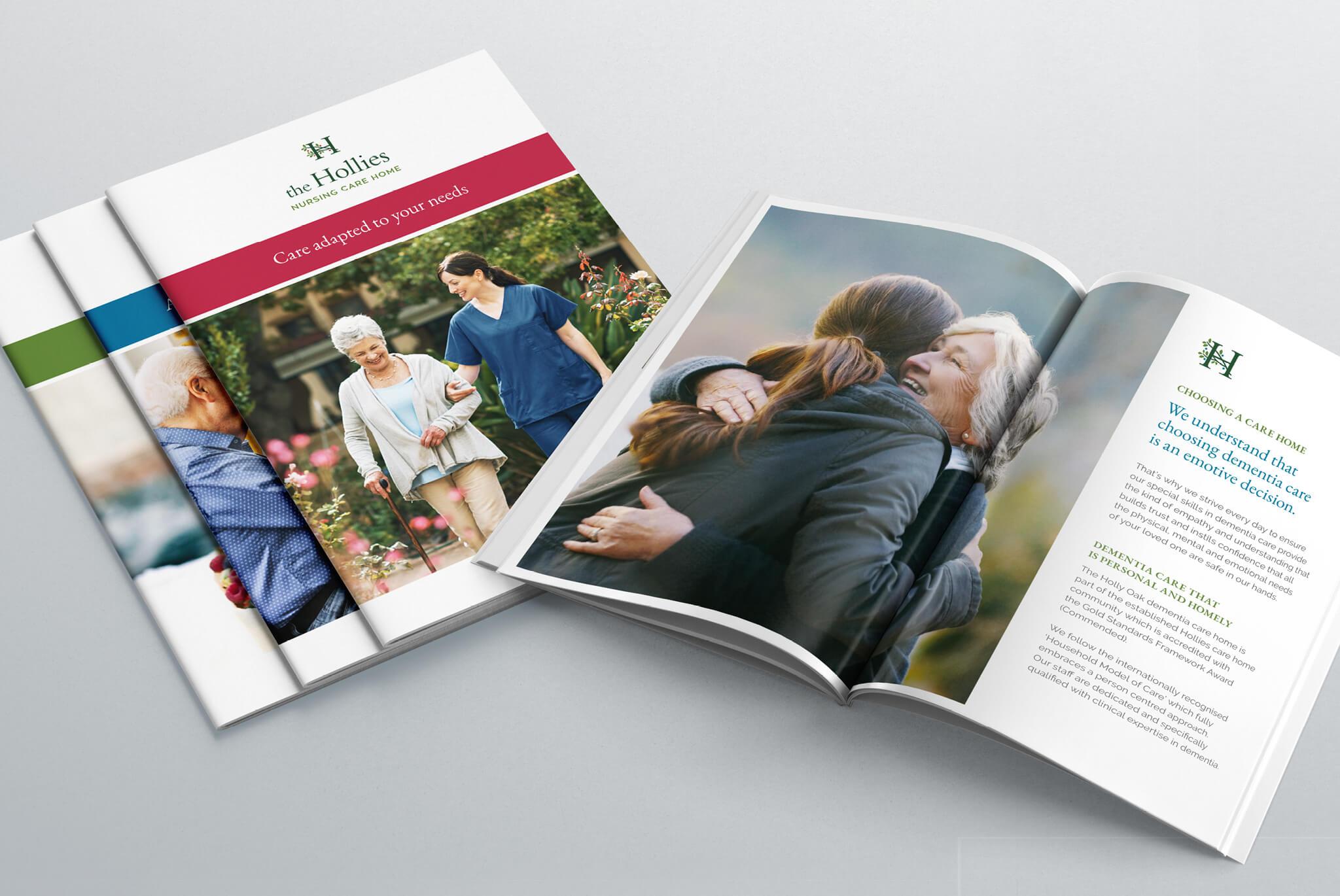Hollies Brochures