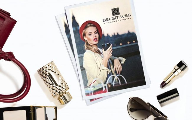 Belgraves Postcard | Branding | Independent Marketing - IM London | London Branding Agency