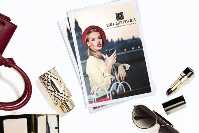 Belgraves Postcard   Branding   Independent Marketing - IM London   London Branding Agency
