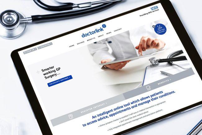 Doctorlink website
