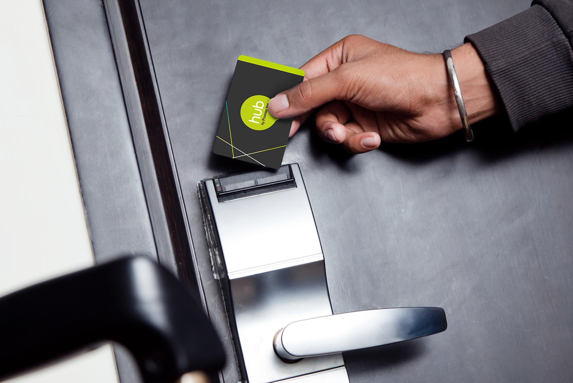 Hub Keycard