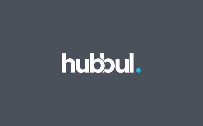 hubbul logo | Branding, Strategy and Logo Design | Independent Marketing | IM London | London Branding Agency
