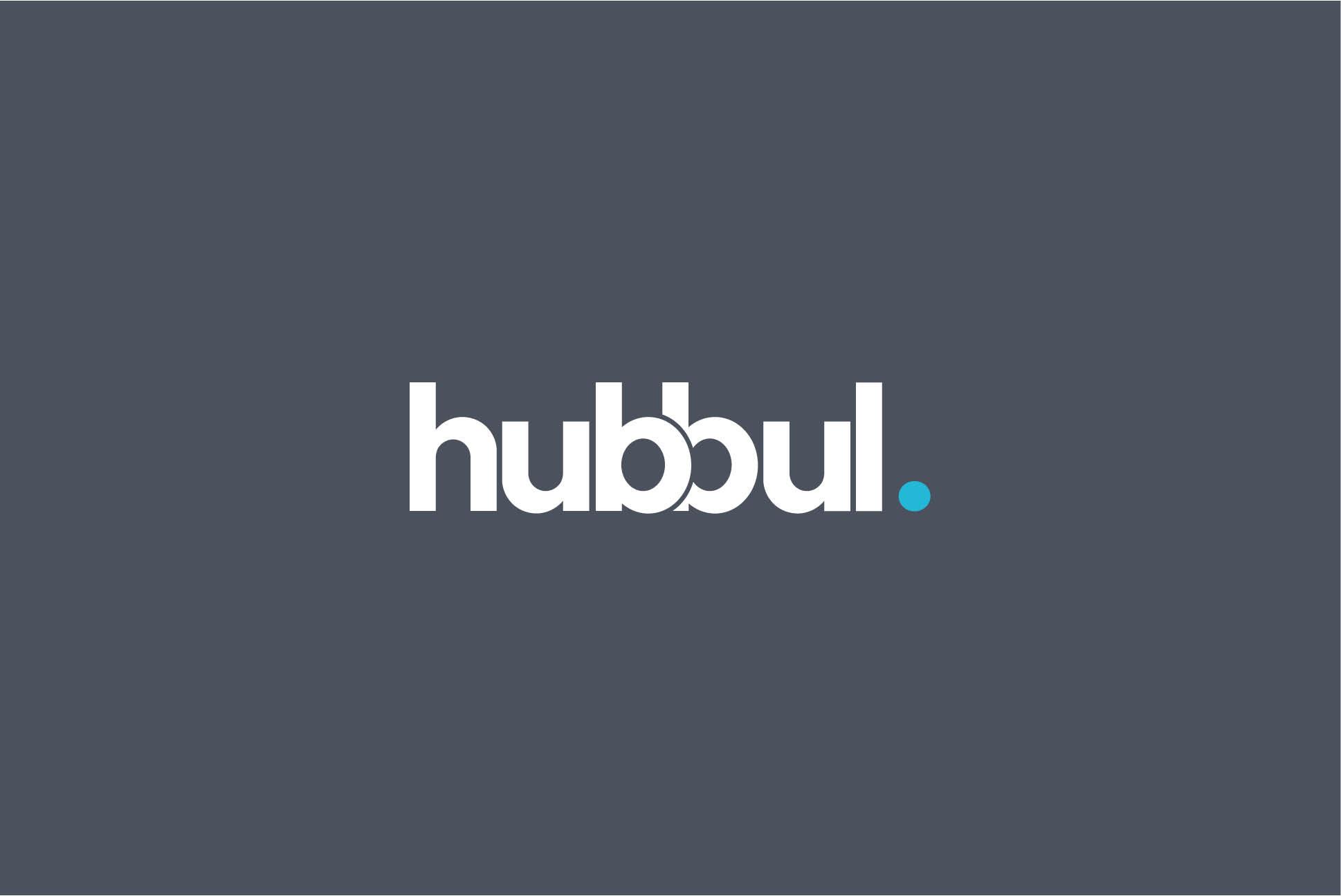 hubbul logo   Branding, Strategy and Logo Design   Independent Marketing   IM London   London Branding Agency