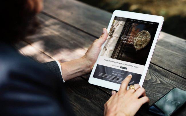 MCIFA Website   Independent Marketing   IM London