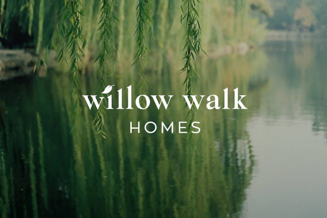 Willow Walk Homes Logo